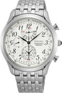 Японские мужские часы в коллекции CS Dress Мужские часы Seiko SPC251P1