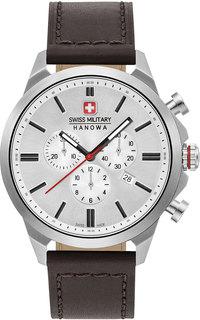 Швейцарские мужские часы в коллекции Land Мужские часы Swiss Military Hanowa 06-4332.04.001