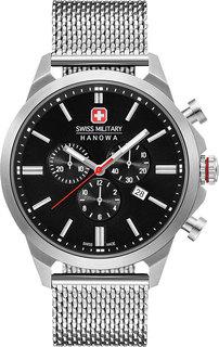 Швейцарские мужские часы в коллекции Land Мужские часы Swiss Military Hanowa 06-3332.04.007