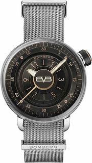 Швейцарские мужские часы в коллекции BB-01 Мужские часы Bomberg CT43H3SS.15-1.9