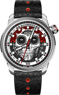 Швейцарские мужские часы в коллекции BB-01 Мужские часы Bomberg CT43ASS.26-1.11
