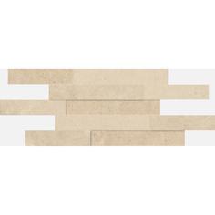Декор Italon Рум Стоун Беж Брик 3D 28x78 см