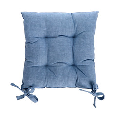 Подушка для стула Morbiflex casa azzurro 40x40