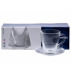 Набор чайный Luminarc Louison 4 предмета