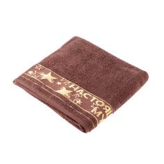 Полотенце махровое гладкокрашенное Cleanelly real man 70х130