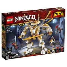 Конструктор Lego Ninjago Золотой робот