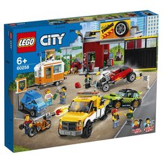 Конструктор Lego City Тюнинг-мастерская