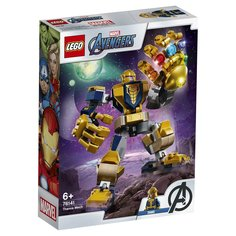 Конструктор Lego Avengers Танос: трансформер