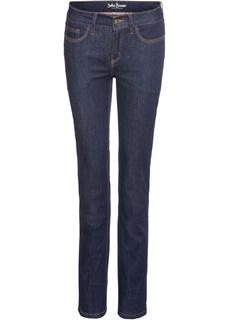 Джинсы Утягивающие джинсы стреч STRAIGHT Bonprix