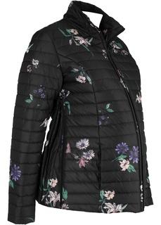 Куртки Куртка с цветочным принтом для беременных Bonprix