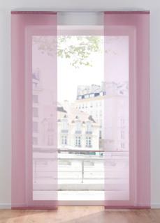Японские шторы Прозрачная штора (1 шт.) Bonprix
