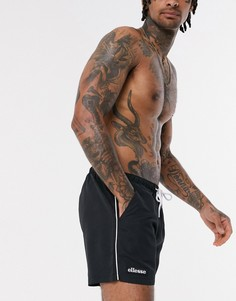 Черные шорты для плавания ellesse Dem Slackers-Черный