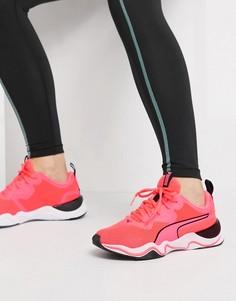 Розовые кроссовки Puma Zone XT-Розовый