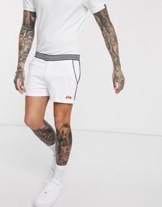 Белые шорты ellesse Renzo-Белый