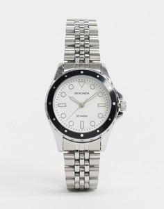Серебристые наручные часы Sekonda эксклюзивно для ASOS-Серебряный