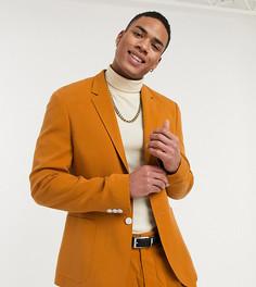 Оранжевый пиджак Reclaimed Vintage