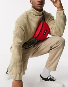 Красная сумка-кошелек на пояс Eastpak - 2 л-Красный