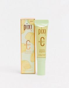 Осветляющий крем для кожи вокруг глаз с витамином С от Pixi - Peach Flash-Бесцветный