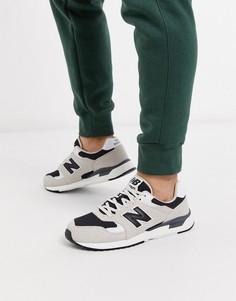 Светло-бежевые кроссовки New Balance 570-Бежевый