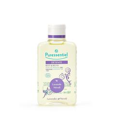 Puressentiel Массажное масло для отдыха и расслабления «Лаванда и нероли» 100 мл