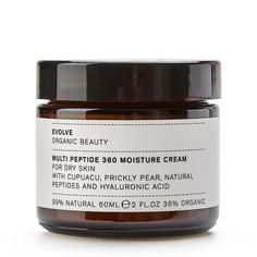 Evolve Organic Beauty Антивозрастной крем «Multi Peptide 360 Moisture Cream» 60 мл