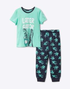 Пижама «Аллигатор» для мальчика Gloria Jeans
