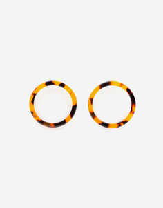 Серьги-кольца Gloria Jeans