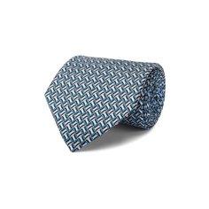 Галстуки Lanvin Шелковый галстук Lanvin