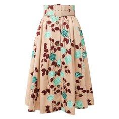 Юбки MSGM Хлопковая юбка MSGM