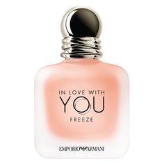 Парфюмерная вода Emporio Armani In Love With You Freeze Giorgio Armani