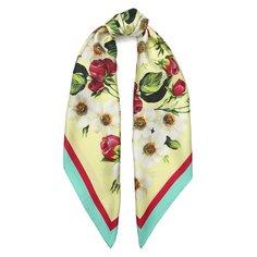 Платки Dolce & Gabbana Шелковый платок Dolce & Gabbana