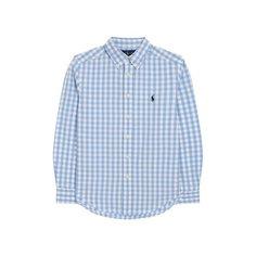 Рубашки Ralph Lauren Хлопковая рубашка Ralph Lauren