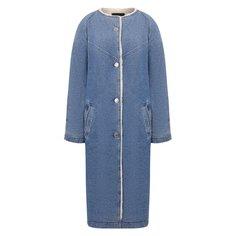 Пальто Isabel Marant Джинсовое пальто Isabel Marant