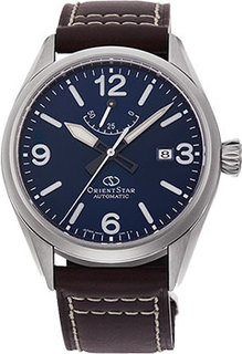 Японские наручные мужские часы Orient RE-AU0204L00B. Коллекция Orient Star