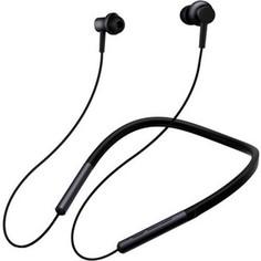 Наушники с микрофоном Xiaomi Mi Collar Bluetooth Headset Black (Neckband Earphones)