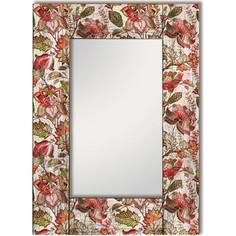 Настенное зеркало Дом Корлеоне Цветы Прованс 65x80 см