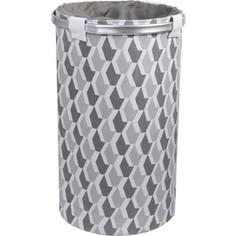 Корзина для белья Fixsen серый, 80 литров (FX-1033A)