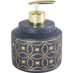 Дозатор для мыла Fixsen Coin серый (FX-250-1)