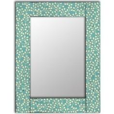 Настенное зеркало Дом Корлеоне Вальмон 80x80 см
