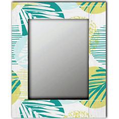 Настенное зеркало Дом Корлеоне Солнечное утро 75x110 см