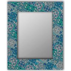 Настенное зеркало Дом Корлеоне Альби 90x90 см