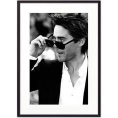 Постер в рамке Дом Корлеоне Джаред Лето 30x40 см