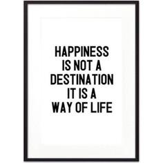 Постер в рамке Дом Корлеоне Way of life 21x30 см