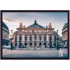 Постер в рамке Дом Корлеоне Театр оперы 30x40 см