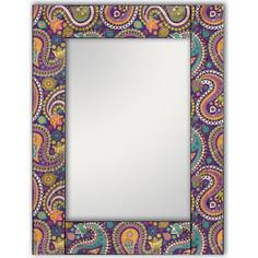 Настенное зеркало Дом Корлеоне Манарола 75x140 см