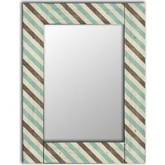 Настенное зеркало Дом Корлеоне Лайнс 75x110 см