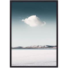 Постер в рамке Дом Корлеоне Облачко 21x30 см