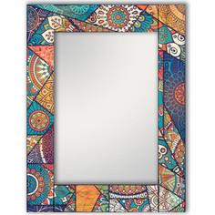 Настенное зеркало Дом Корлеоне Калейдоскоп 50x65 см