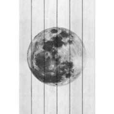 Картина на дереве Дом Корлеоне Луна 60x90 см