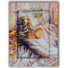 Картина с арт рамой Дом Корлеоне Летние грезы 70x90 см